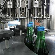 鸡尾酒灌装机生产线