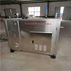 浴场燃气蒸汽发生器