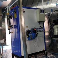 全自動100kg燃氣蒸汽發生器免報檢鍋爐