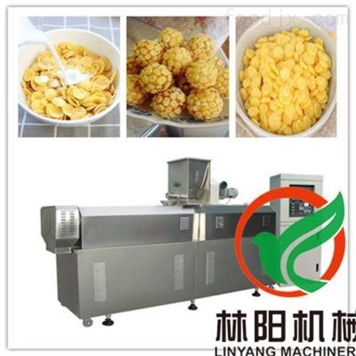 谷物脆谷物圈燕麦片生产设备