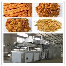 油炸食品膨化机