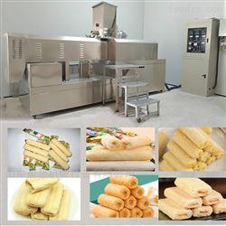 YS70-II台湾米饼双螺杆食品膨化机