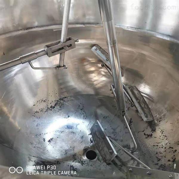 鼎正供应电磁加热行星搅拌炒锅蒸煮炒锅