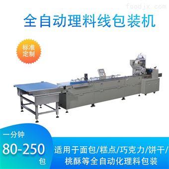 AG-250B-LLX全自动理料包装线(非标定制)