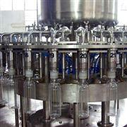 不锈钢饮料生产设备四合一颗粒灌装机