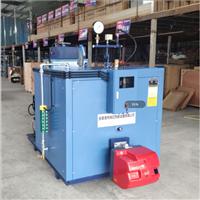新型环保燃气锅炉 工业用1吨免检蒸汽发生器