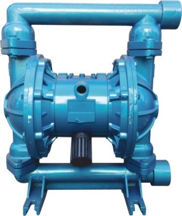 多用途铝合金气动隔膜泵