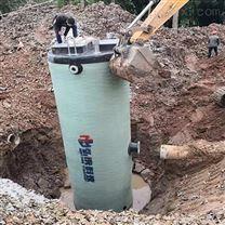 无锡一体化提升泵站厂家弘泱科技