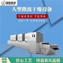 RC-40HM山东瑞晨带式保温板微波干燥设备可定制