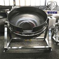 电加热可倾式蒸煮夹层锅