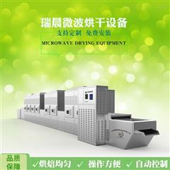 瑞晨20KW连续式黄豆微波熟化设备