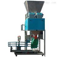 自動稱重式化肥肥料顆粒包裝機5-25kg