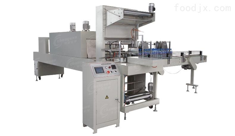 PE型热收缩膜包装机