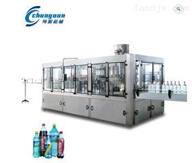 RXGF果汁饮料三合一灌装机