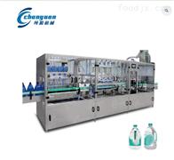 瓶装果汁饮料灌装生产线