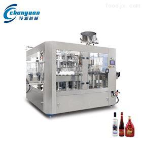 饮料生产线~全自动小型白酒灌装机