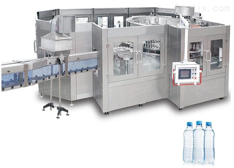 小瓶装纯净水灌装机械