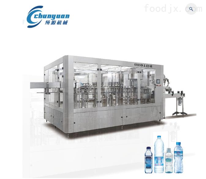 苏州瓶装纯净水生产线