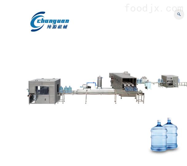 小瓶水全自动三合一灌装机器