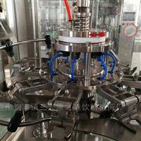 小瓶果汁饮料灌装机生产线