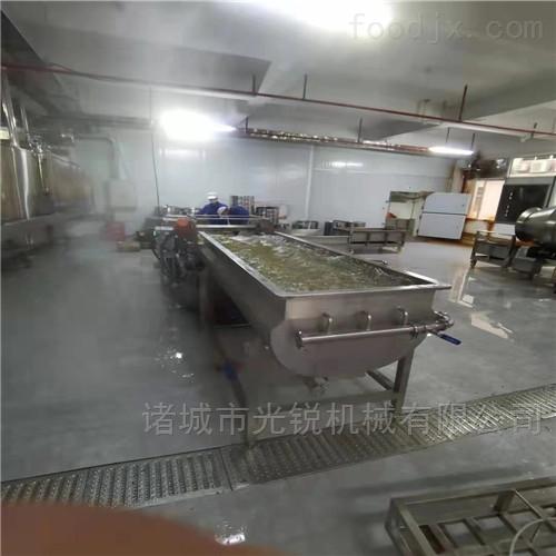 不锈钢蔬果清洗机