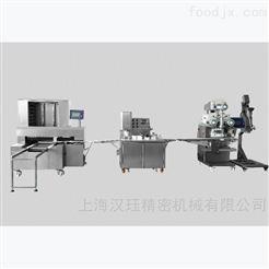 HJ-860S型四重馅流心月饼生产线
