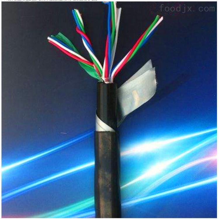 铁路信号电缆PTYA23 8芯铠装电缆