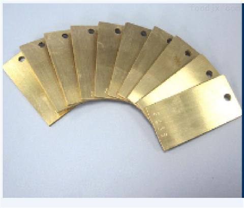 标准腐蚀试片铜片