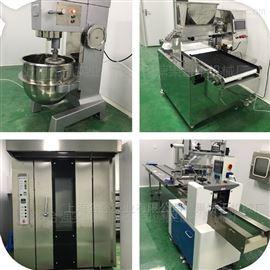 PLC曲奇機價格 珍妮曲奇餅干生產線制造商