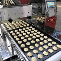自动曲奇蛋糕溶豆共用机 休闲食品成型设备