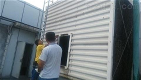 中山低噪音工业冷却水塔安装维修保养
