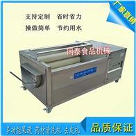 TQX-1000花生清洗去泥机洗红薯机器芋头生姜去皮机