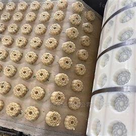 廠家直銷桃酥輥印機 400型桃酥餅干成型設備