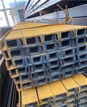 日标槽钢畜牧设备*材质SS400