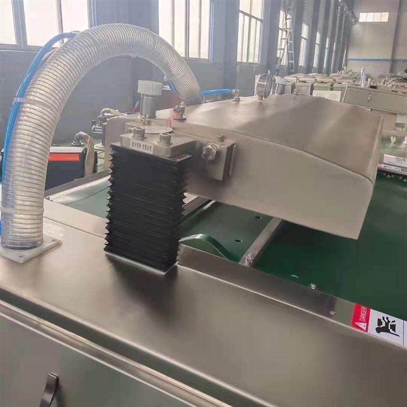 滚动式真空包装机包装冷冻产品