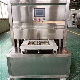 石屏包浆豆腐混合气体包装机