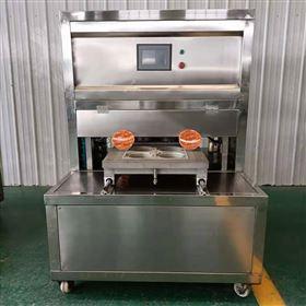 关东煮盒装半成品鸡脆骨真空气调包装机
