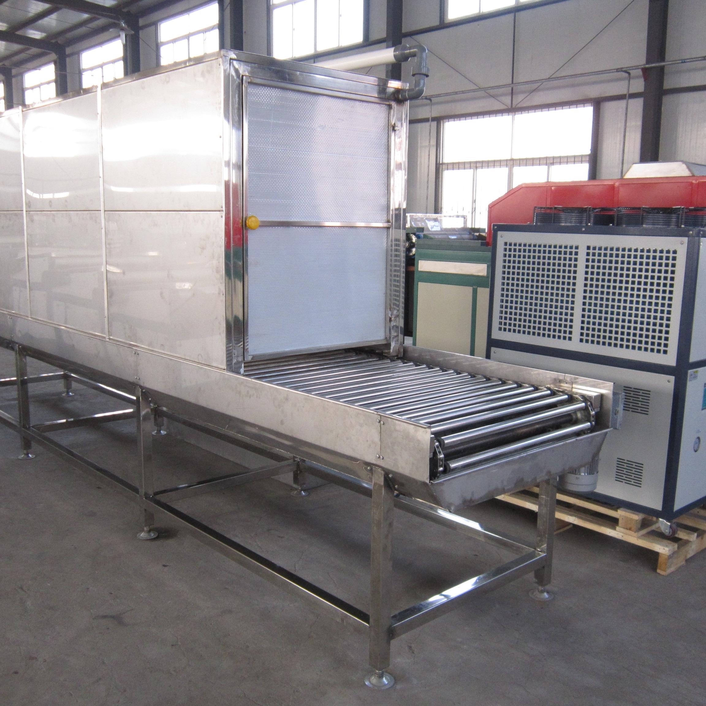 贵州樱桃保鲜预冷机——产后处理技术占地小