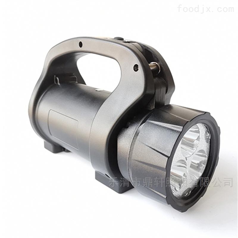 鼎轩照明多功能手提巡检灯3*3W磁力电量显示