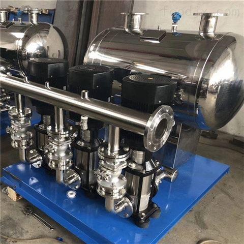济宁厂家指导安装  自动无负压给水设备