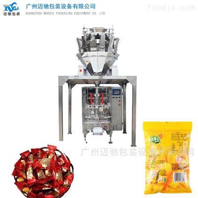 袋装立式姜糖自动包装机