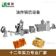 TSE65全自动连续油炸食品生产线设备