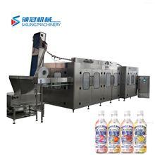 18-18-6含气气泡水全自动灌装机生产线