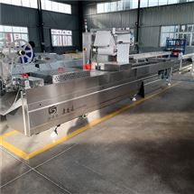 DZR-630兔头拉伸膜真空包装机