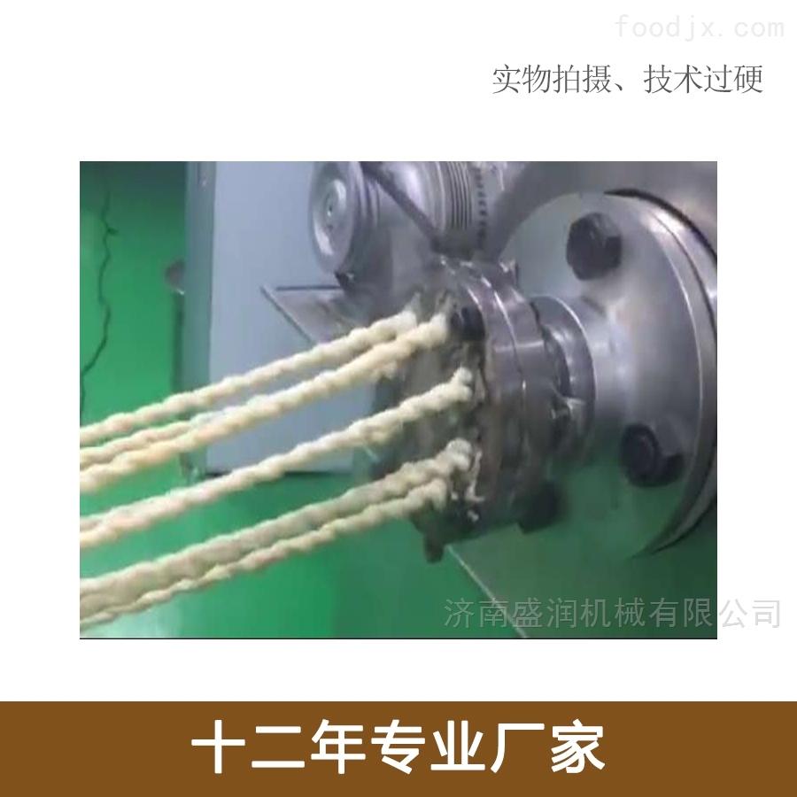 盛润机械麻花生产线自动化设备