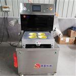 HZQ400八大碗盒式气调真空包装机 封碗机
