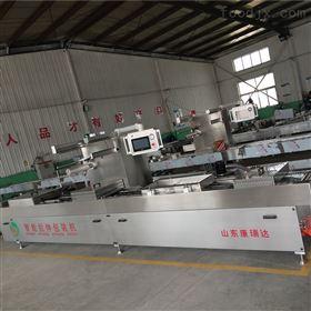 DZR-420千页豆腐真空包装机