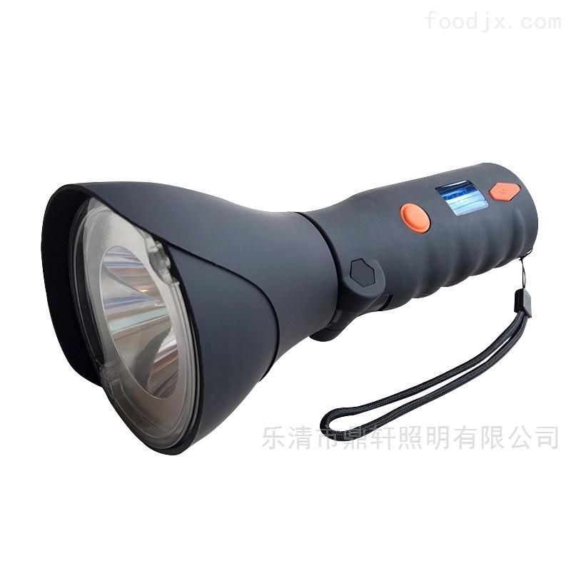 鼎轩照明强光防爆工作灯磁力吸附电量显示6W