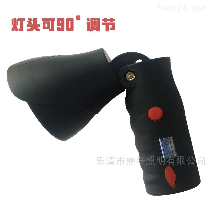 生产厂家多功能强光防爆灯手持磁力电量显示
