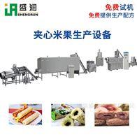 TSE65全套夹心米果生产设备-休闲食品机械